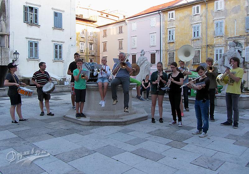 В Пиран: още културен живот