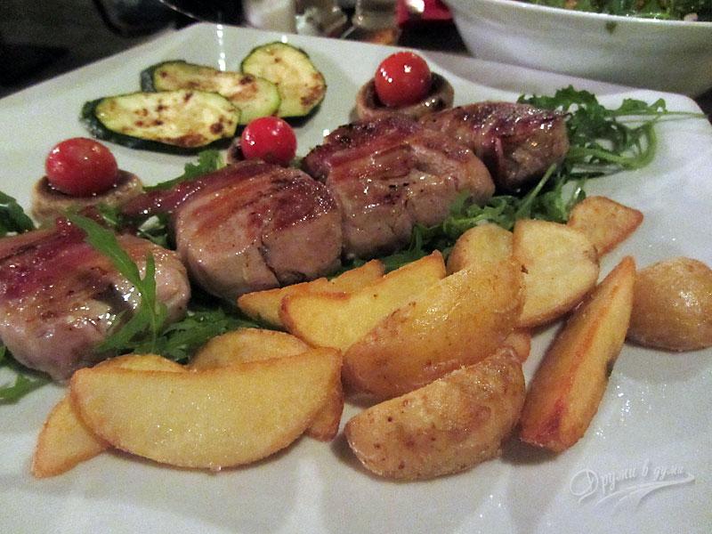 Опатия: на вечеря в MOHO