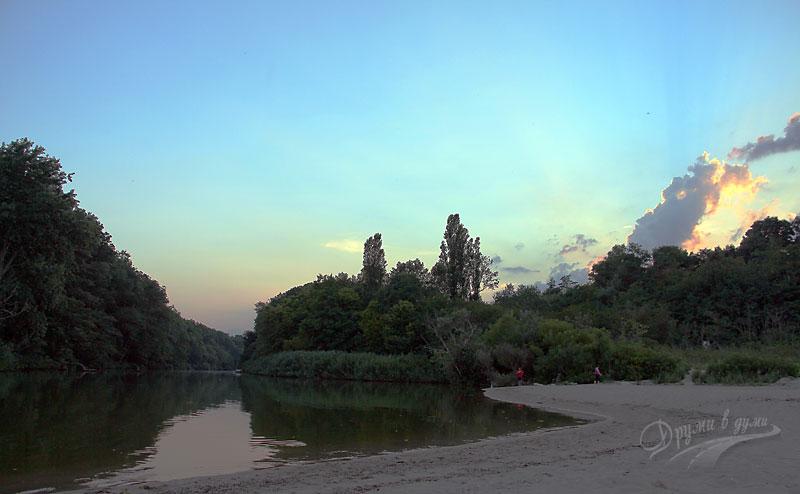 Река Камчия: устието
