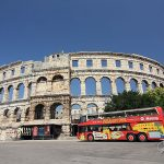 Pula – the sea pearl of Croatia