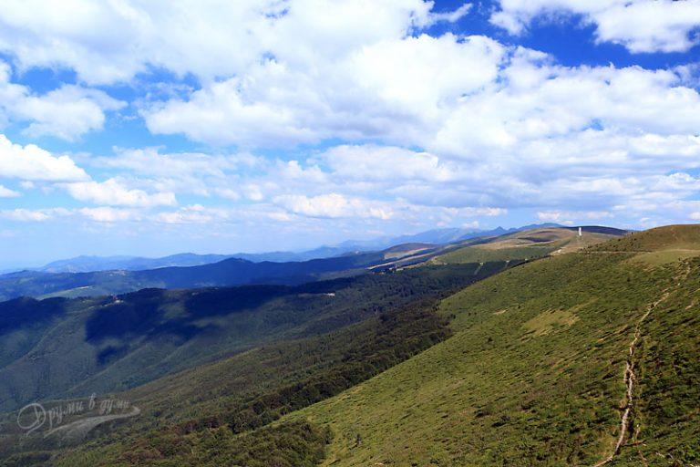 В Стара планина: Беклемето-Козя стена-ижа Ехо