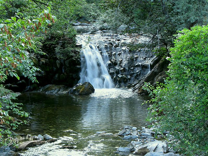 Другият водопад