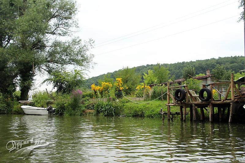 По река Камчия
