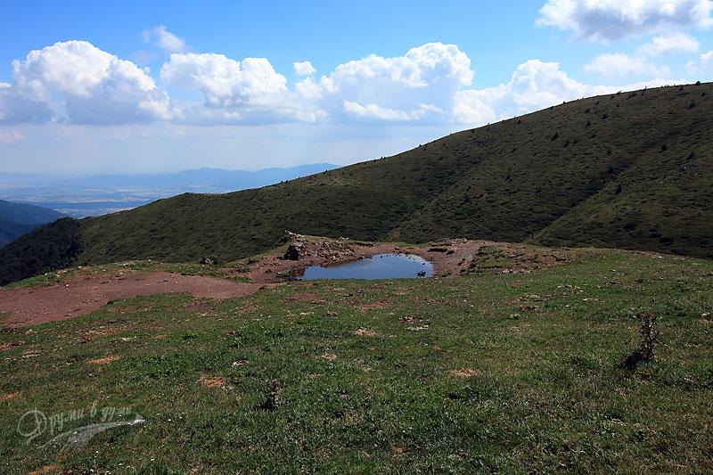 Езерцето Червената локва