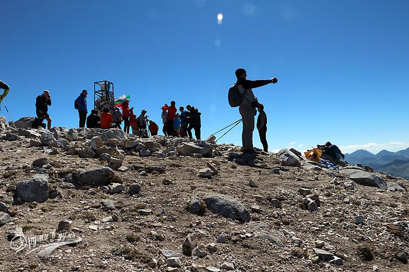 На връх Вихрен