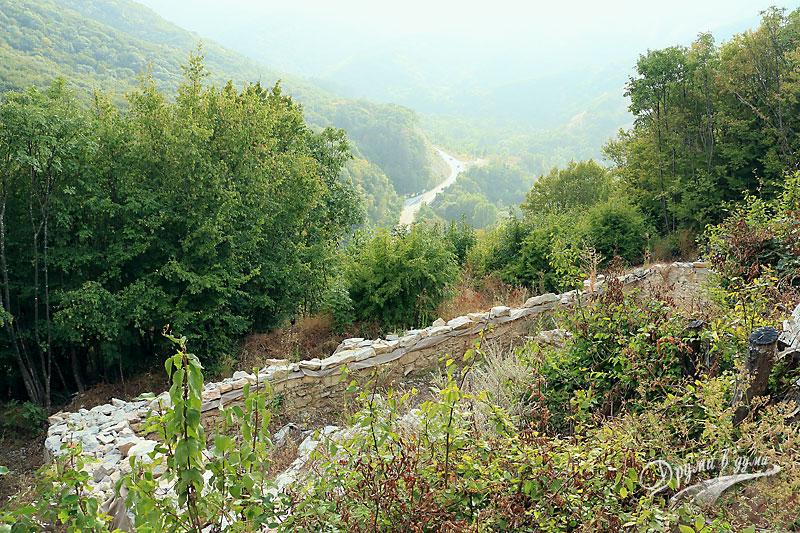 Мисионис: водохранилище