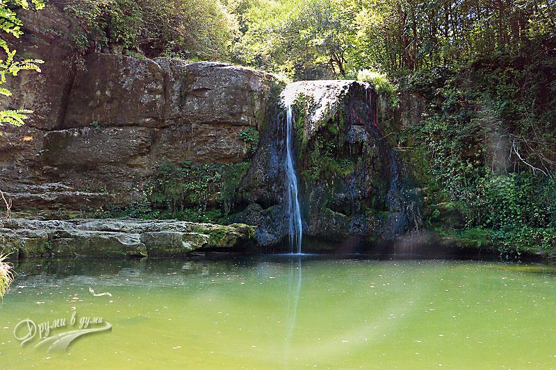 Иваниловски водопади