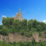 Велико Търново: мястото, където Господ целунал земята
