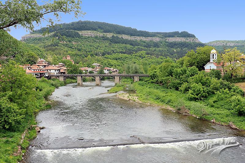 Велико Търново: Владишкият мост