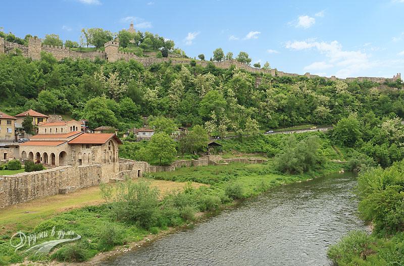 """Велико Търново: църквата """"Св. Четиридесет мъченици"""""""