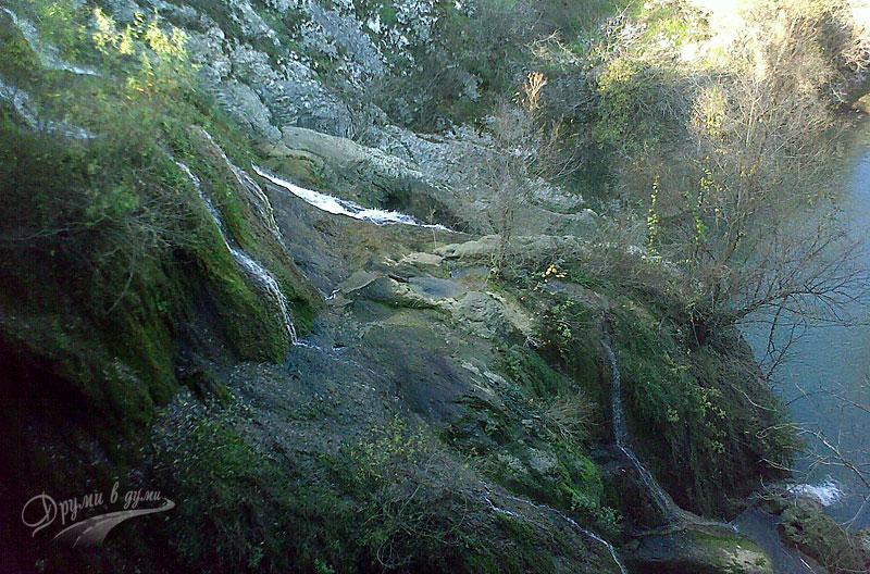 Хотнишка екопътека: още водопади
