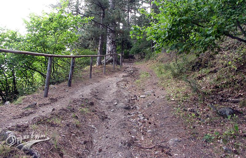 Пътеката нагоре