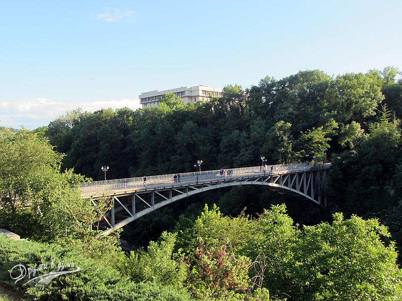 Велико Търново: Стамболовият мост