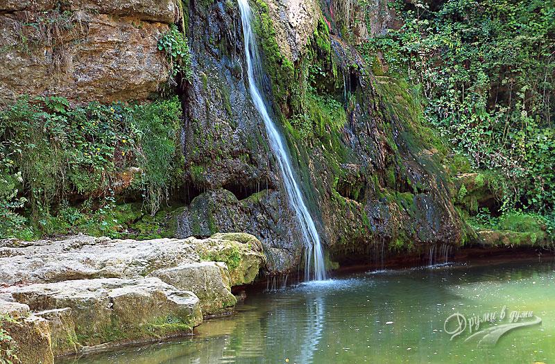Скокът: по-високият от Иваниловските водопади