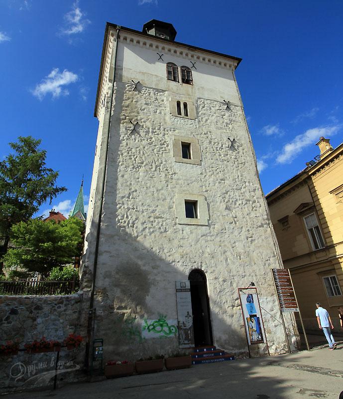 Загреб: Кулата Лотршак