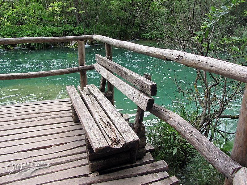 Плитвичките езера: по пътеките