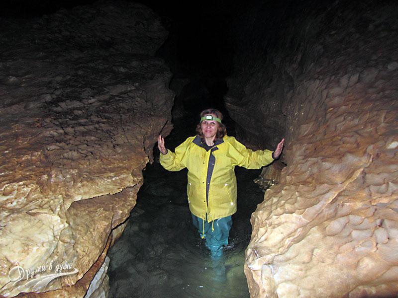 Травъл блогър: в изследване на водната пещера Голубовица в Родопите