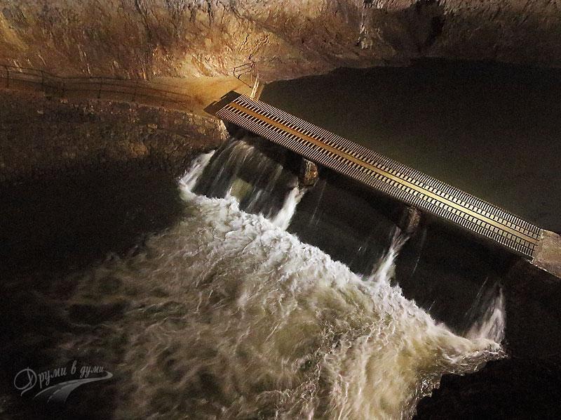 За финал: мощната река