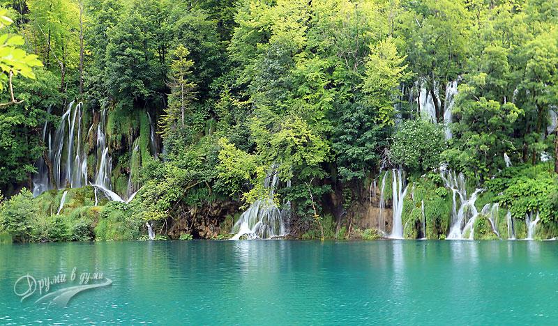 Плитвичките езера, Хърватия