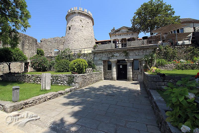 Рийека: крепостта Търсат