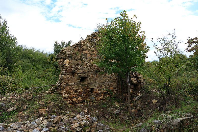 Руини от манастира