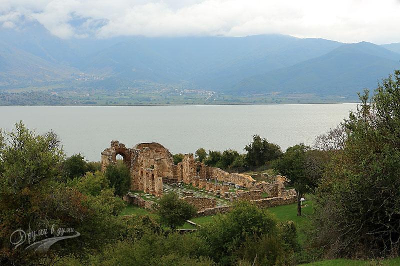 Обратният път: поглед към базиликата