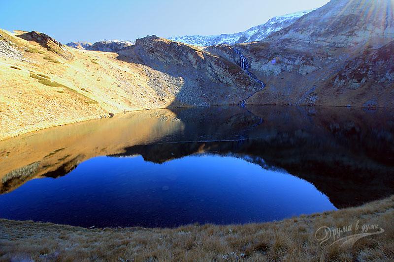 Езеро Голямата паница