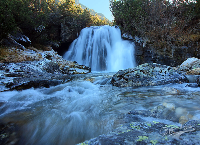 Още един водопад