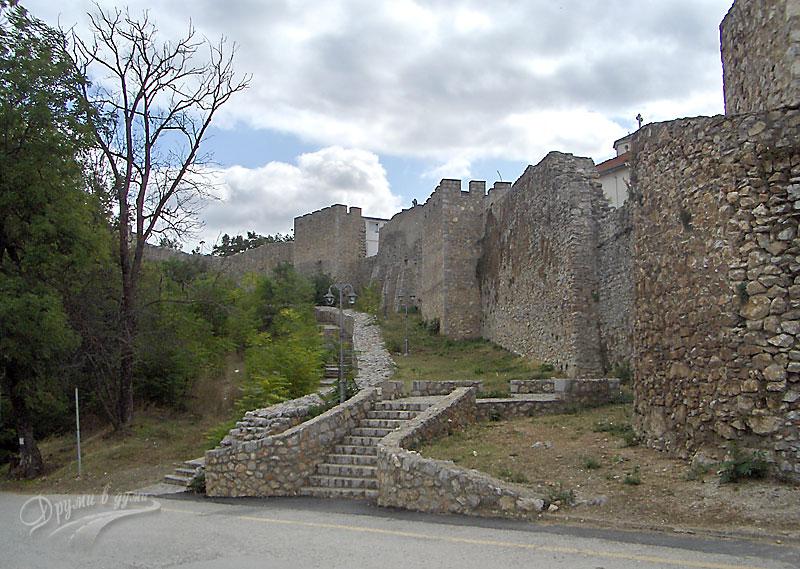 Охрид: Самуиловата крепост