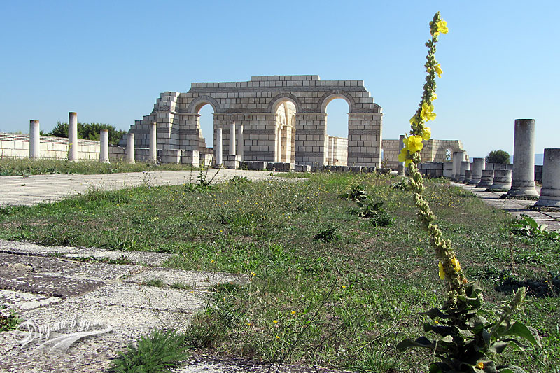 Плиска: Голямата базилика