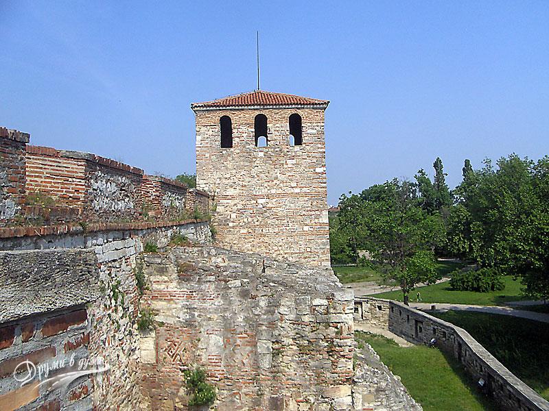 Видин: крепостта Баба Вида