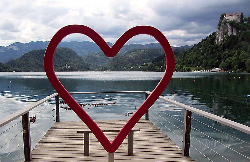 Езерото Блед: сърцето на Словения