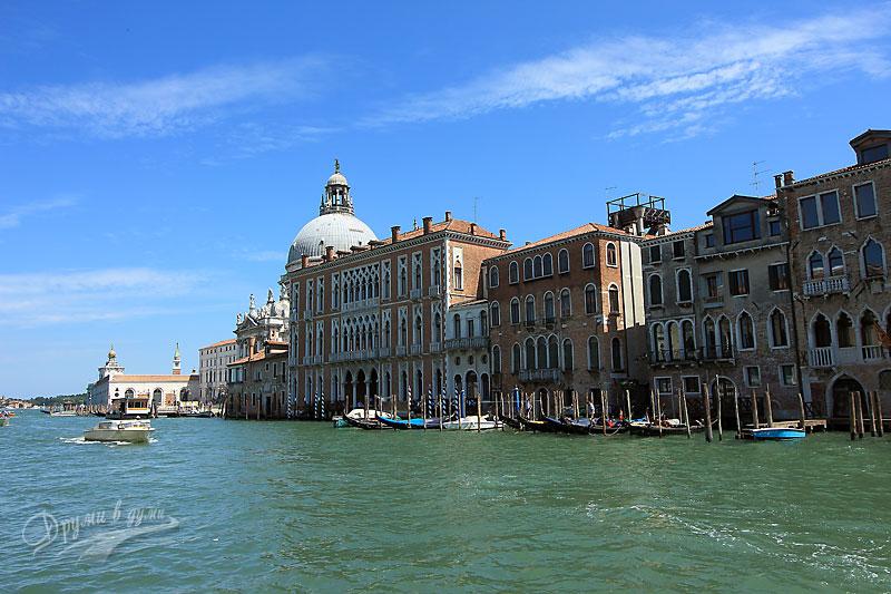 Венеция: Канале Гранде