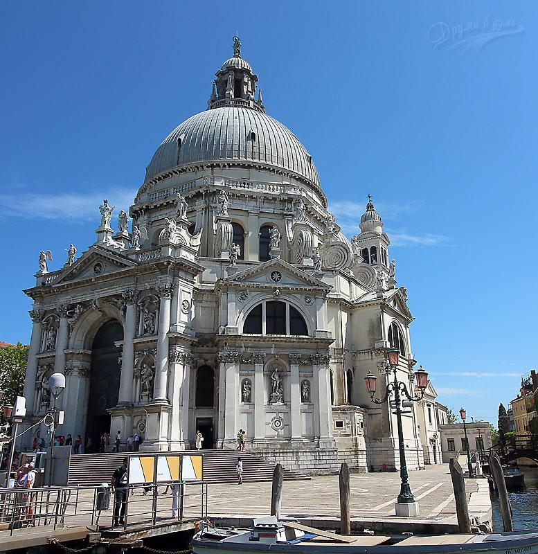 Катедралата Санта Мария дела Салюте