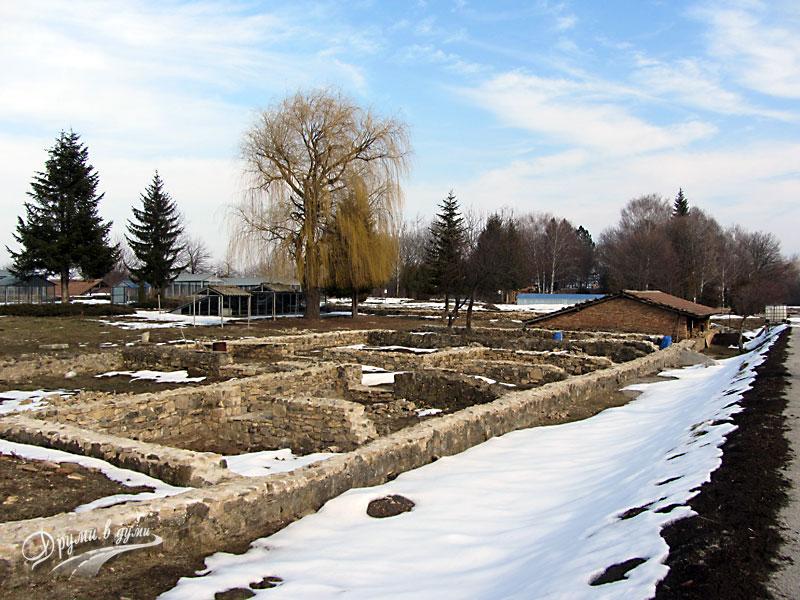 Античен римски керамичен център край Павликени