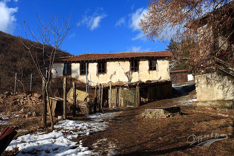 Сградата на килийното училище