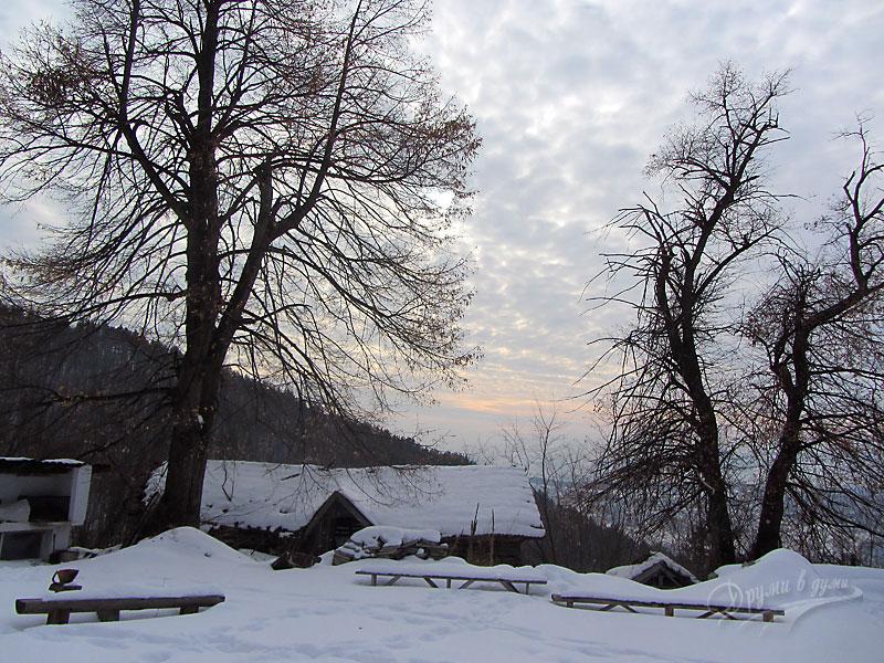 Кладнишки манастир: гледка