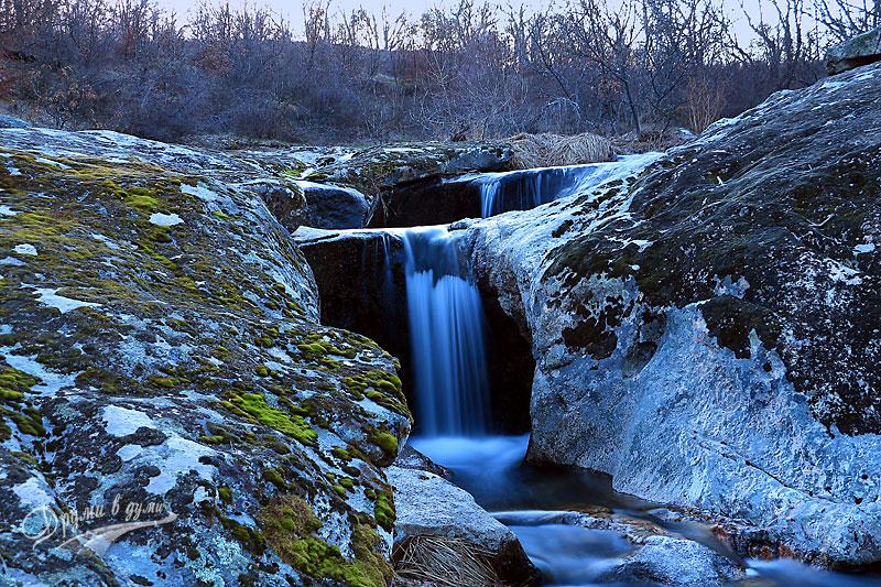 Водопад Казанките