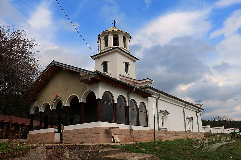 Балшевски манастир - църквата