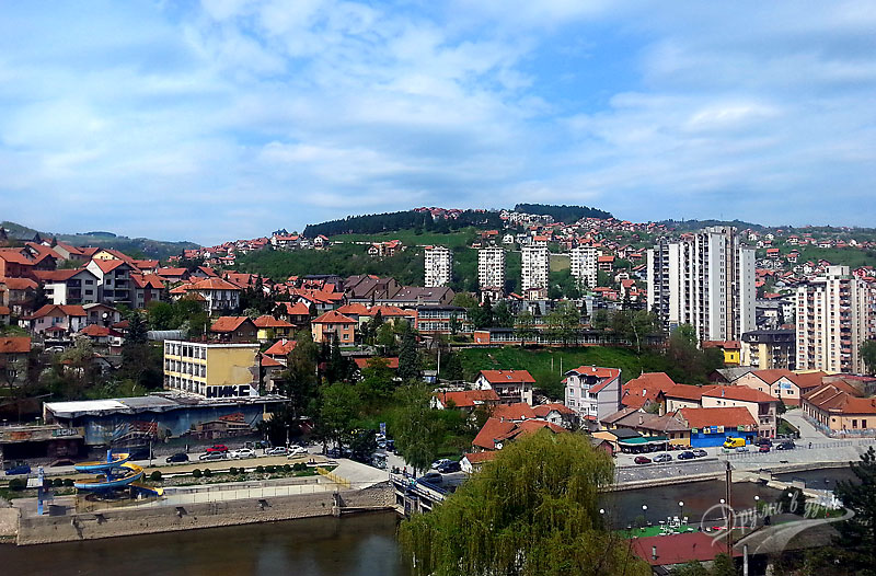 Град Ужице, Сърбия