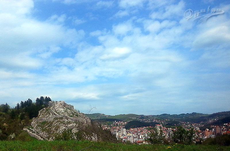 Стари град в Ужице