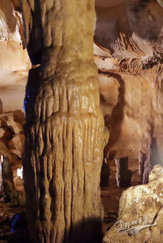Пещера Орлова чука: Големият сталактон