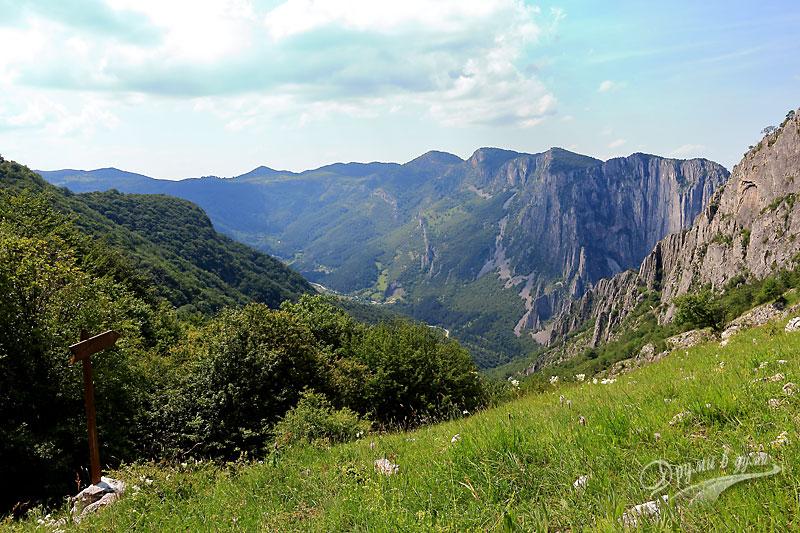 На платото над Войводин дол