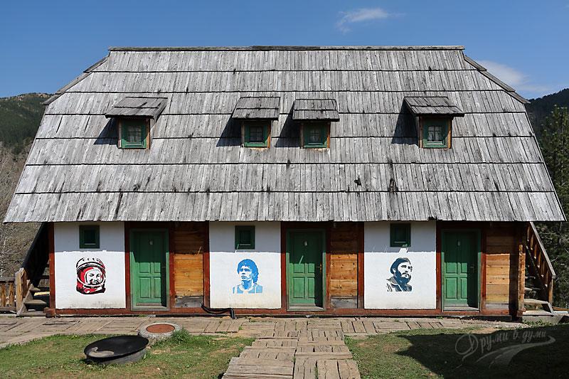 Дървеният град на Емир Кустурица