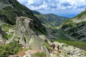 Към връх Мальовица