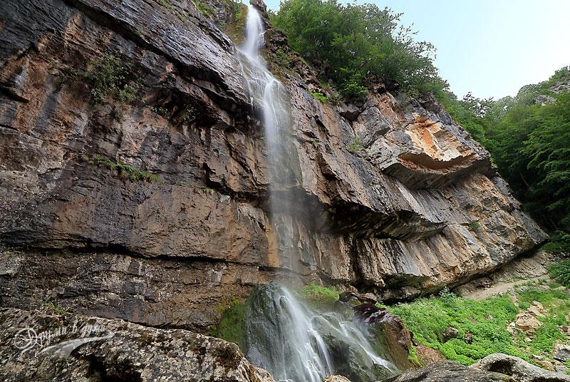 Водопад Боров камък
