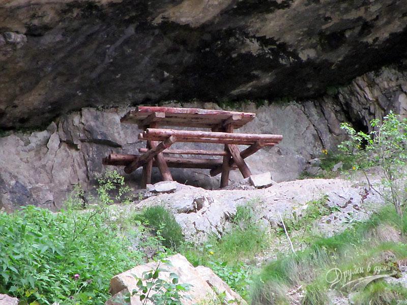 Екопътека Боров камък: след водопада