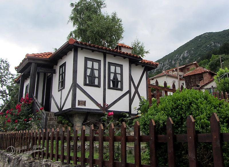 Къщата-музей Баба Илийца