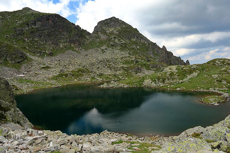 Елениното езеро в Рила