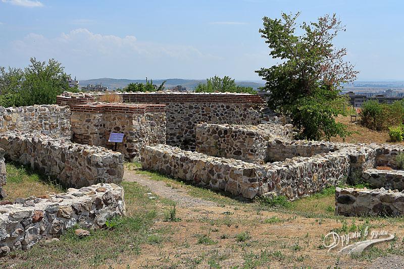 Крепост Туида: югоизточна кула